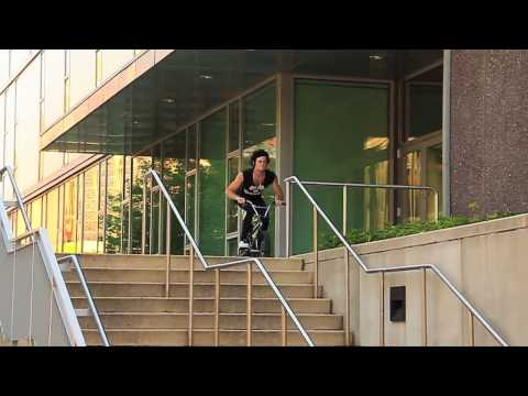 Sean Burns -- Osiris BMX Edit