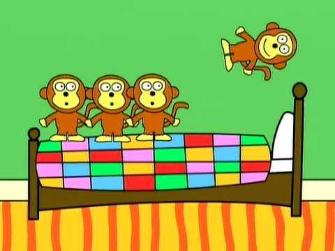 Gracie Lou- Five Little Monkeys