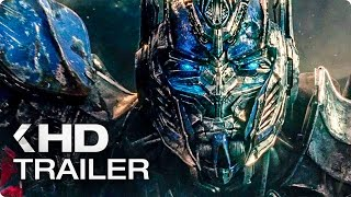 TRANSFORMERS 5: The Last Knight Trailer