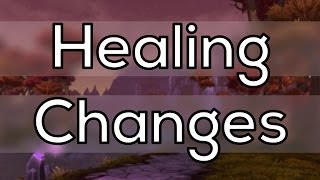 Healing Changes In Warlords Of Draenor
