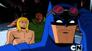 Cartoon Network NL 2011 Batman The Brave & The Bold