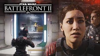 Star Wars Battlefront 2 - 10 Minute Single Player Gameplay