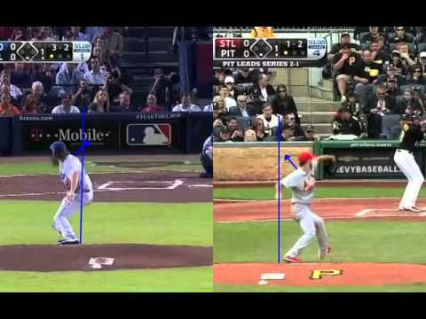 Clayton Kershaw vs. Michael Wacha (Arm Swing Analysis)