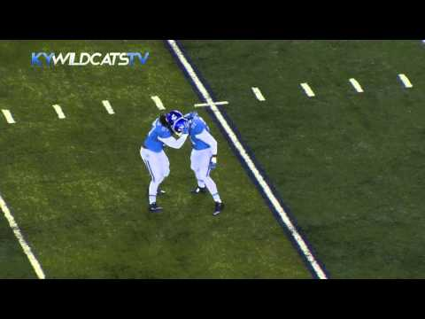 FB Highlights: Kentucky 58, Charlotte 10