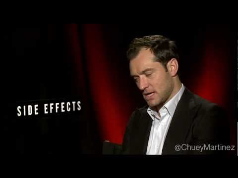 Jude Law Best Interview Ever - 'Side Effects'