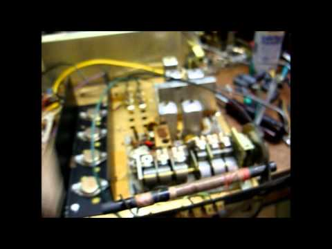 1965 Magnavox Astro-Sonic console stereo repair - part one