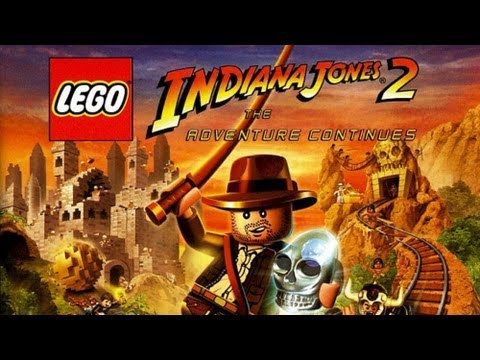 LEGO Indiana Jones 2 - Movie to Game Parody Trailer | HD