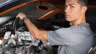 Top 10 RICHEST Football Players in 2018