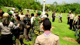 Rusuh Di Balangan, Kalimantan Selatan Pada 21 Juni 2012