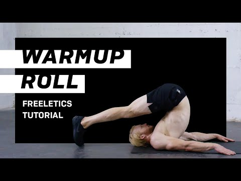 Warmup roll | Tutorial Tuesday