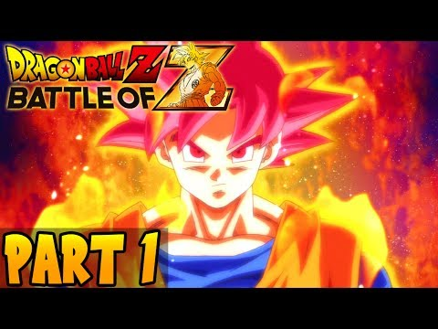 DragonBall Z: Battle of Z - Part 1 - Playthrough