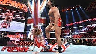 Heath Slater Vs. Rusev: Raw, May 19, 2014: Raw, May 19
