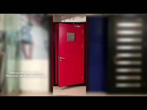 <span>Ozone Metal Doors Range</span>