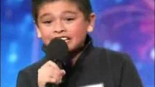 Charlie Green (Half Pinoy) Britain's Got Talent '08