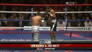 Amir Khan Vs Briedis Prescott (HQ)