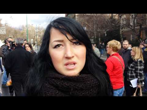Sarajevo The protest goes on -Revolution News