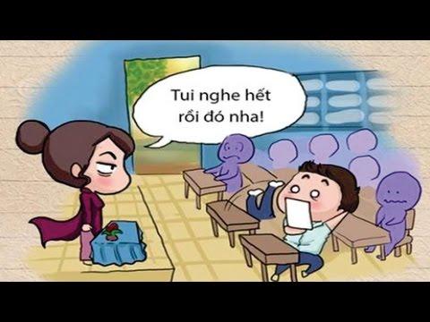 Những câu nói Bất hủ của Thầy cô ♥ Red Puppet ♥