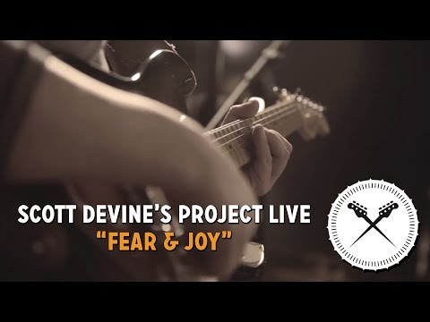 NEW RELEASE! Scott Devine's Project-Live Band -