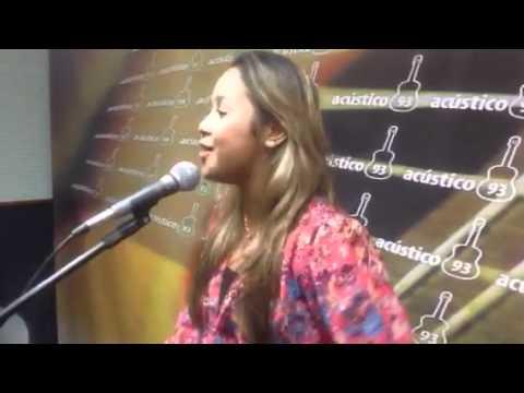 Bruna Karla - Cante Aleluia - Acústico 93 (10/7/2012)