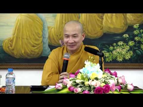 Niệm Phật và Niệm Phật Ba La Mật || Thầy Thích Trí Huệ