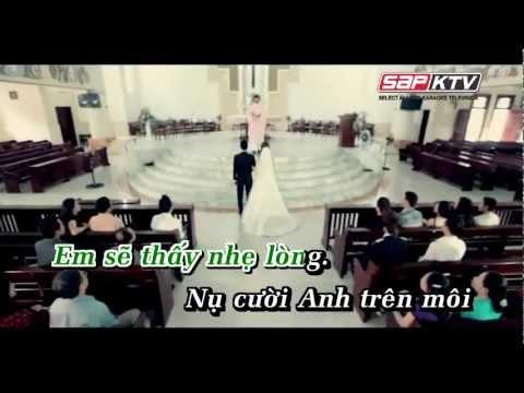 Karaoke Nu Cuoi Khong Vui - Chau Khai Phong