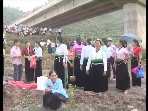 Lễ Hội Gội Đầu Của Người Thái Trắng [Du Lịch Văn Hóa Việt Nam]