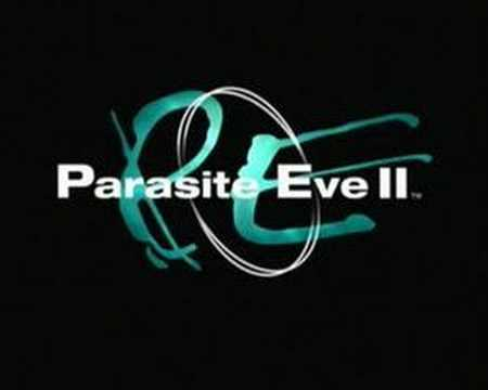 Parasite Eve 2 Intro Squaresoft Playstation Pal Version