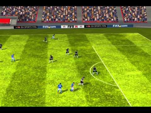 FIFA 14 iPhone/iPad - Sherlock Holmes vs. Juventus
