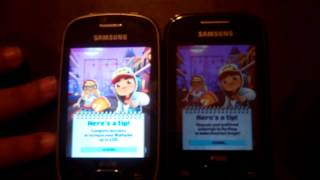 Samsung Galaxy Pocket Plus(vs)samsung Galaxy