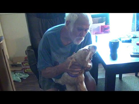 GRANDPA LOVES HANNAH (And Gets a New Microwave!)