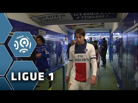 SC Bastia - Paris Saint-Germain (0-3) - 08/03/14 - (SCB-PSG) -Highlights