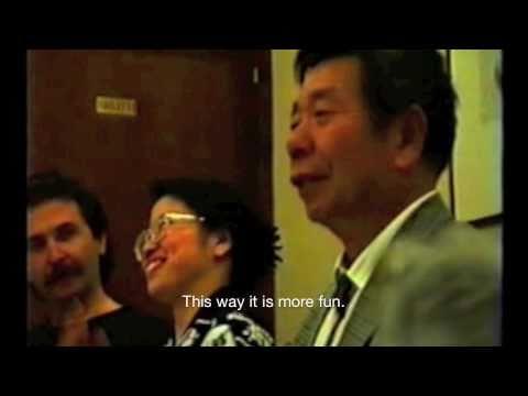 IWAMA RYU AIKIDO: Italy 1990 - Morihiro Saito's speech about his grading system