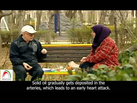 You can too! Iran's Vice-Minister for Health talks about healthy living. English sub.