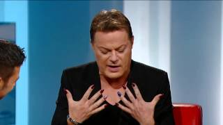 Eddie Izzard on George Tonight