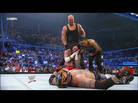 Rey Mysterio vs. CM Punk