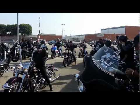 2012 Mongols MC Toy Run #1