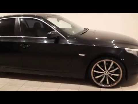 USED BMW 5 SERIES 3.0 530D AUTOMATIC SE DIESEL