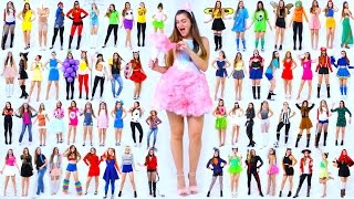 100 Last-Minute DIY Halloween Costume Ideas