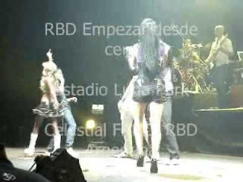 RBD - Empezar desde cero (Luna Park - Argentina)