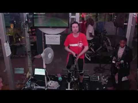 Highlights of Grimmy's 12 hour cycle challenge