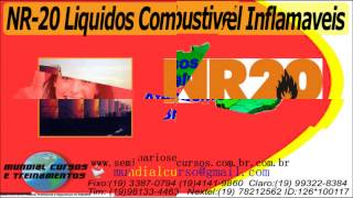 Treinamentos NR 20 L�quidos e Combust�veis Inflam�veis   - youtube
