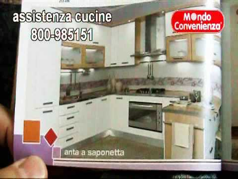 La cucina italiana by mondo convenienza by tony zecchinelli youtube - Cucine a gas mondo convenienza ...