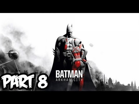 Batman Arkham City Walkthrough Part 8 HD - GIVEAWAY!! - Telephone Tag! (Xbox 360/PS3/PC Gameplay)