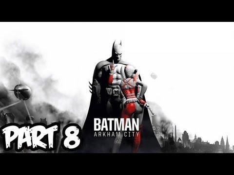Batman Arkham City Walkthrough Part 8 HD - GIVEAWAY!! - Telephone Tag! (Xbox 360/PS3/PC Gameplay)