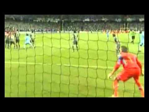 (Aleksandar Kolarov) Manchester City-Napoli 1:1