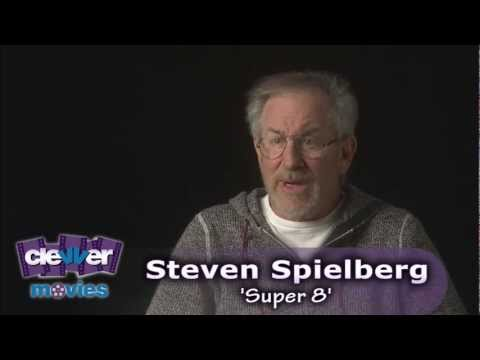Steven Spielberg 'Super 8' Interview