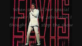 Little Egypt with lyrics by elvis presley