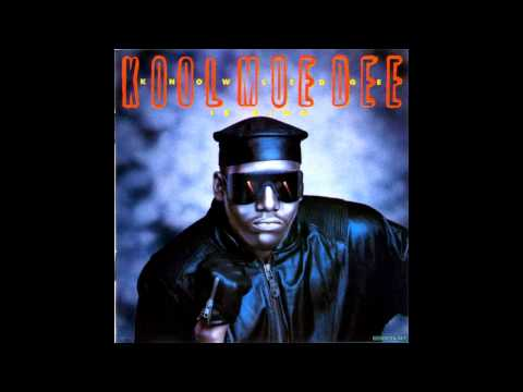 Kool Moe Dee - How Ya Like Me Now (1987) [Full Album]