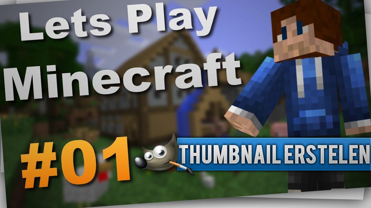 Minecraft Thumbnail Erstellen Kostenlos Und Schnell