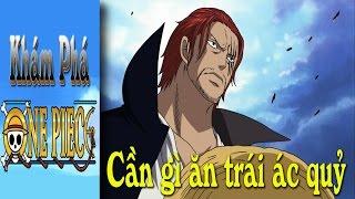 Khám Phá One Piece - Tại sao trong One Piece có những người không ăn trái ác quỷ nhưng vẫn mạnh.